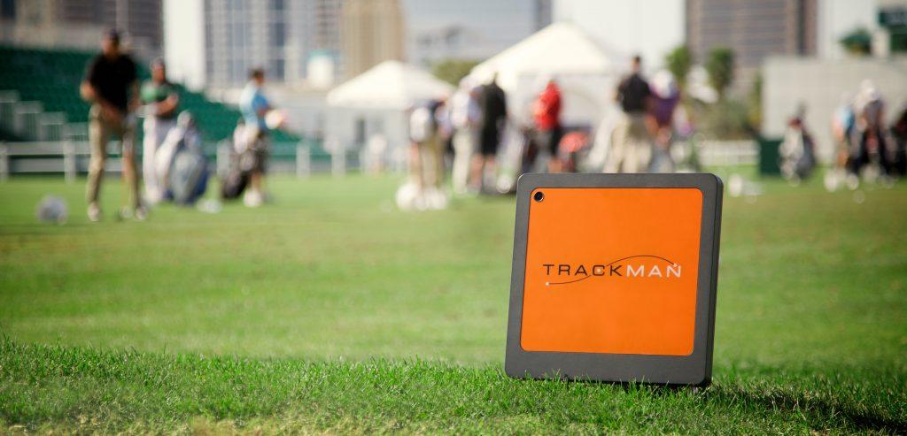 trackman monitor de lanzamientos