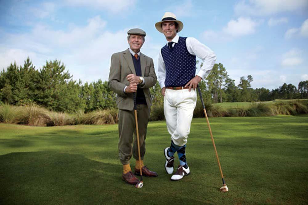 Palos de golf a medida… ¿Para quién?