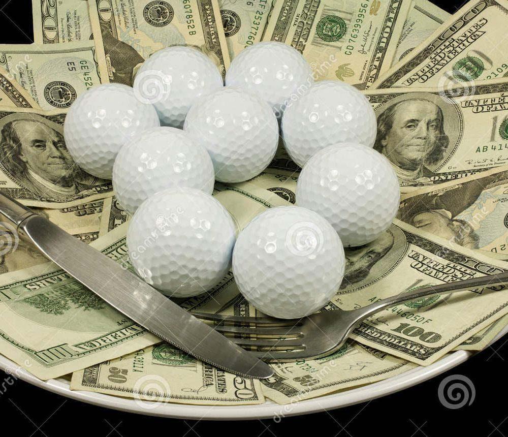 Precio de los palos de golf a medida