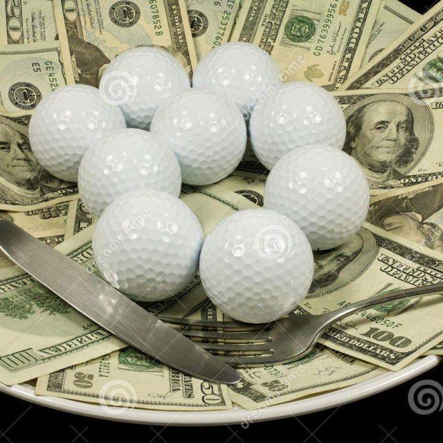 Palos de golf a medida… ¿a qué precio?