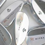 Palos de golf Miura, wedges