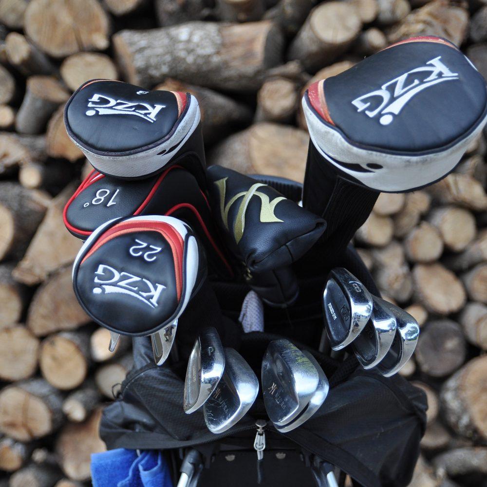 Diagnóstico de la bolsa de golf