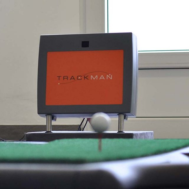 Fitting de golf en Madrid con Trackman