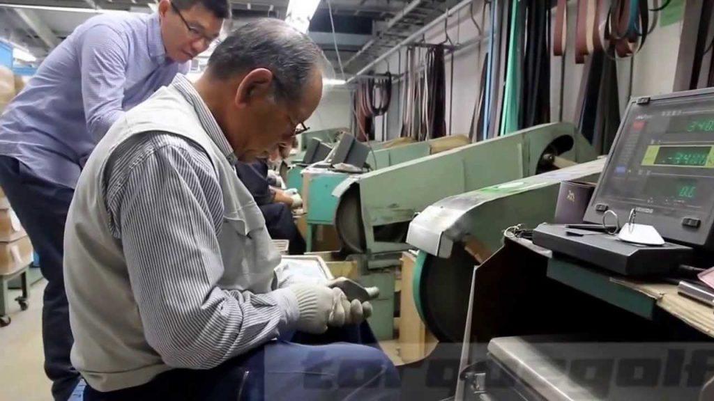Palos de golf Miura, Katsuhiro Miura