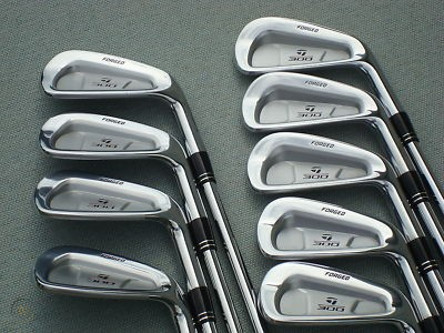 Palos de golf Miura, TM300 Forged Japan Version