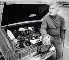 Moe Norman y su Cadillac