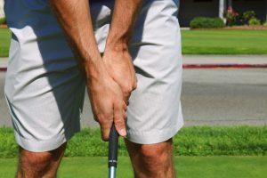 Términos de palos de golf - Golf grip