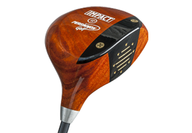 Persimmon golf wood